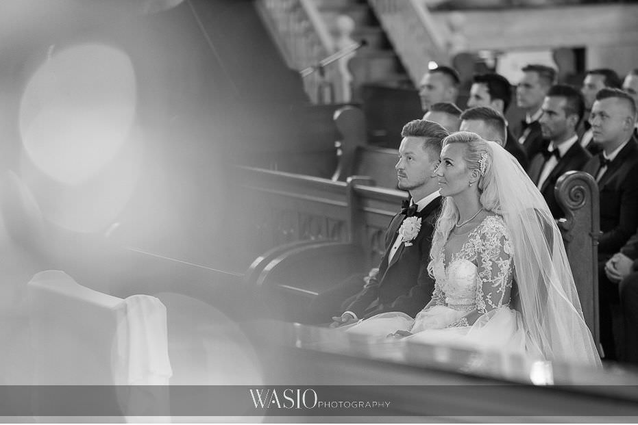 Lavish-wedding-by-Yanni-Design-black-white-photography-ceremony-holy-trinity-chicago-25 Lavish Wedding by Yanni Design - Maggie & Jerry