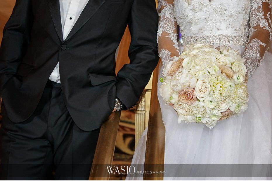 Lavish-wedding-by-Yanni-Design-bride-bouqet-detail-fresh-flowers-19 Lavish Wedding by Yanni Design - Maggie & Jerry