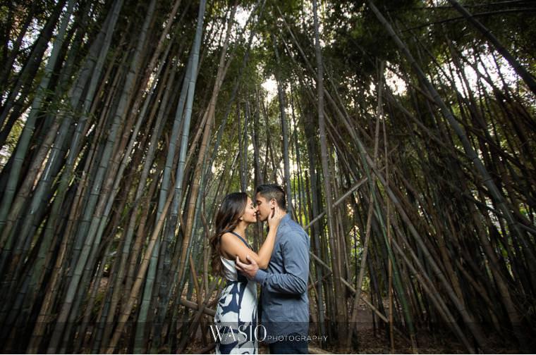 Los-Angeles-Arboretum-Engagement-Bamboo-forest-California-unique-portrait-photography-74 Los Angeles Arboretum Engagement - Armi and Omar