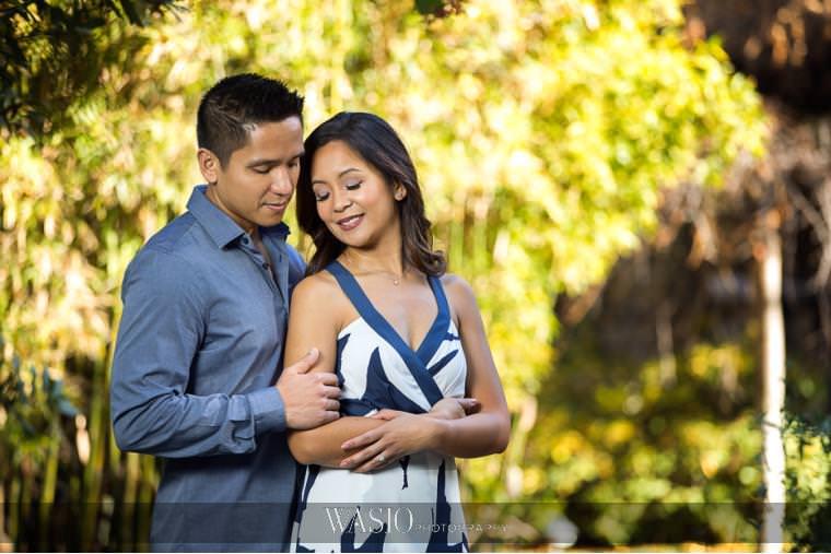 Los-Angeles-Arboretum-Engagement-romantic-outdoor-portrait-photo-69 Los Angeles Arboretum Engagement - Armi and Omar