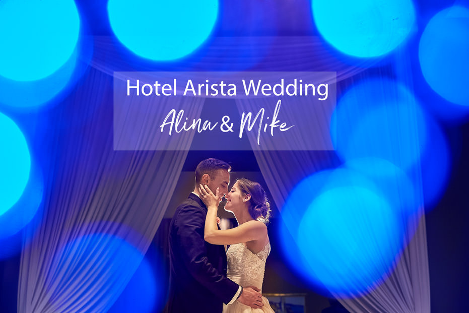 Hotel Arista Naperville Wedding – Alina and Mike