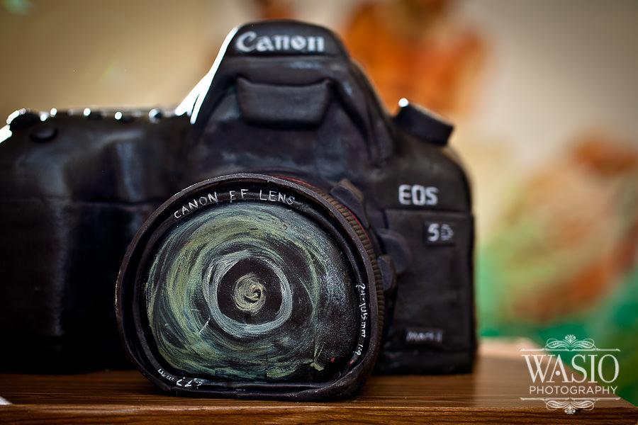 Tipsy Cake Chicago – Amazing Canon 5D Mark II cake