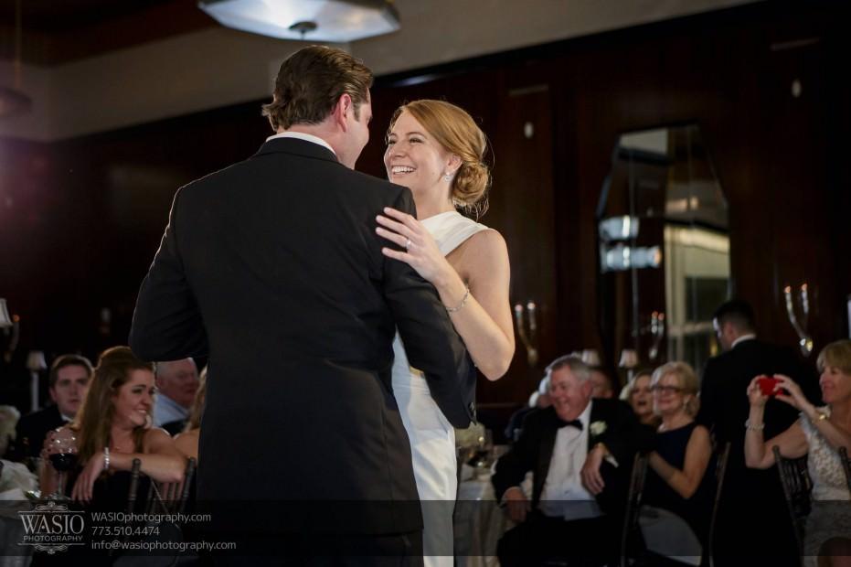 Montgomery-club-chicago-wedding-bride-groom-first-dance-033-931x620 Montgomery Club Chicago Wedding - Lauren + Teddy