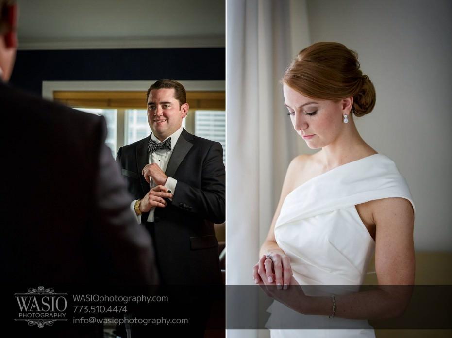 Montgomery-club-chicago-wedding-bride-groom-preparation-traditional-000-931x697 Montgomery Club Chicago Wedding - Lauren + Teddy