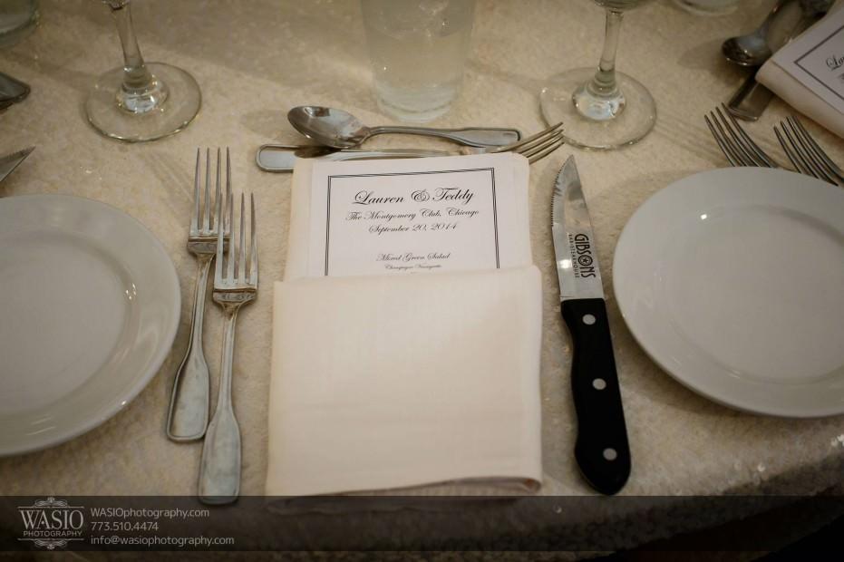Montgomery-club-chicago-wedding-classy-food-menu-026-931x620 Montgomery Club Chicago Wedding - Lauren + Teddy