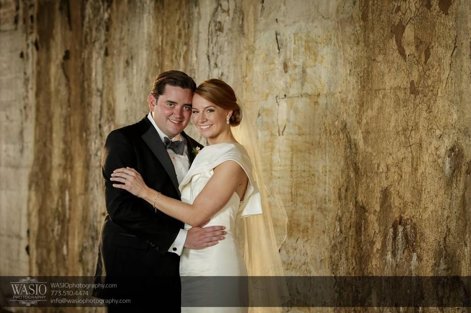 Montgomery-club-chicago-wedding-classy-photography-bride-groom-portrait-024-931x620 Montgomery Club Chicago Wedding - Lauren + Teddy
