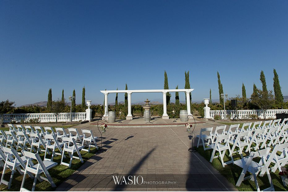 Mount-Palomar-Winery-Wedding-Temecula-outdoor-ceremony-details-white-chairs-fresh-flowers-mountain-views-scenic-72 Mount Palomar Winery Wedding - Chelsea & Brandon