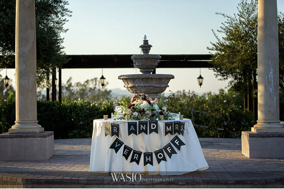 Mount-Palomar-Winery-Wedding-bride-groom-head-table-details-outdoor-seating-89 Mount Palomar Winery Wedding - Chelsea & Brandon