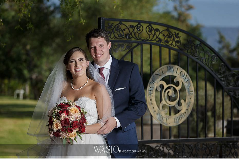 Mount-Palomar-Winery-Wedding-bride-groom-portrait-outdoor-bridal-bouqet-66 Mount Palomar Winery Wedding - Chelsea & Brandon