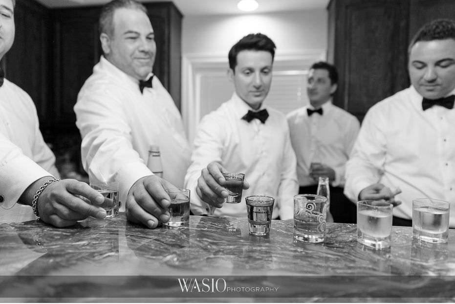 Museum-of-broadcast-communications-wedding-black-white-photojournalism-groom-groomsmen-Italian-pre-game-wedding-shots-33 Museum of Broadcast Communications Wedding - Alyssa & Salvatore