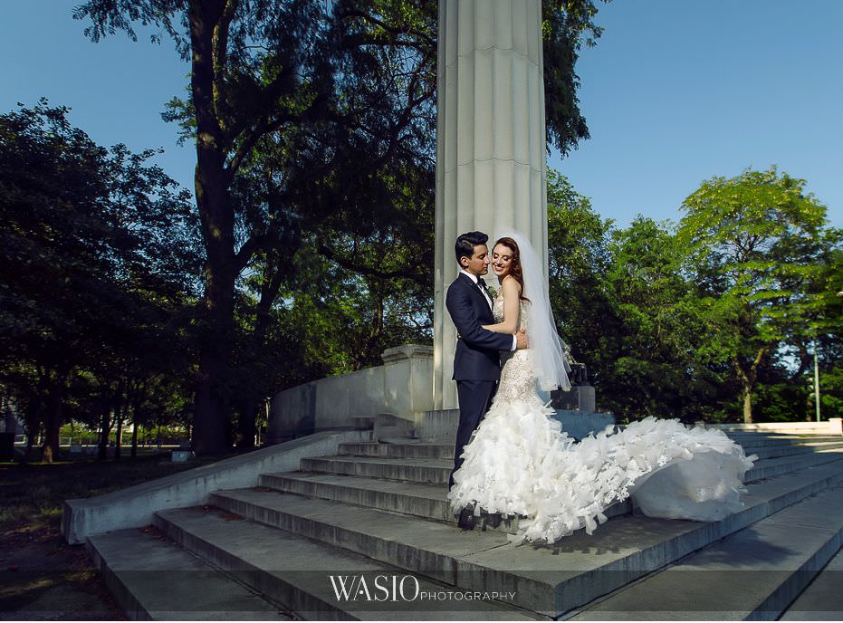 Museum-of-broadcast-communications-wedding-iconic-wasio-signature-edit-landscape-architecture-Chicago-picture-47 Museum of Broadcast Communications Wedding - Alyssa & Salvatore