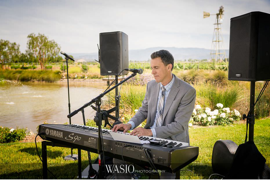 Ponte-Winery-Temecula-Wedding-live-ceremony-music-brian-stodart-56 Ponte Winery Temecula Wedding  - Erin and Scott