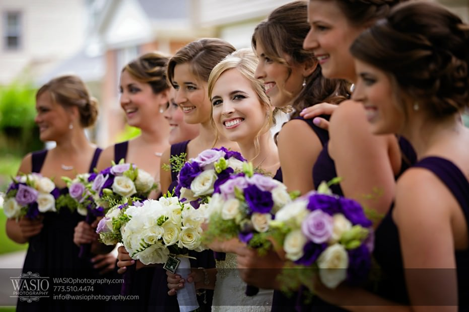Rolling-Green-Country-Club-Wedding-017-Bridesmaids-portrait-931x620 Rolling Green Country Club Wedding - Lauren & Nick