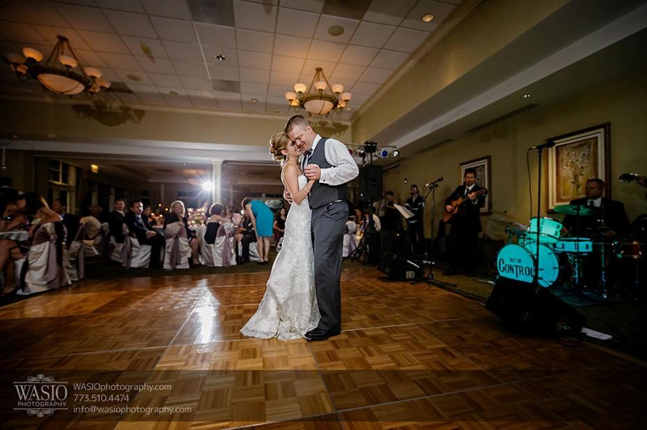Rolling-Green-Country-Club-Wedding-059-first-dance-arlington-heights-931x620 Rolling Green Country Club Wedding - Lauren & Nick
