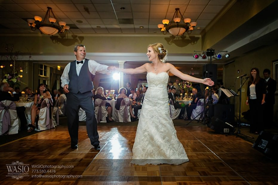 Rolling-Green-Country-Club-Wedding-060-father-daughter-dance-931x620 Rolling Green Country Club Wedding - Lauren & Nick