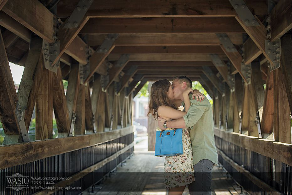 Romantic-proposal-she-said-yes-passionate-kiss-126 Romantic Proposal - Alina + Mike