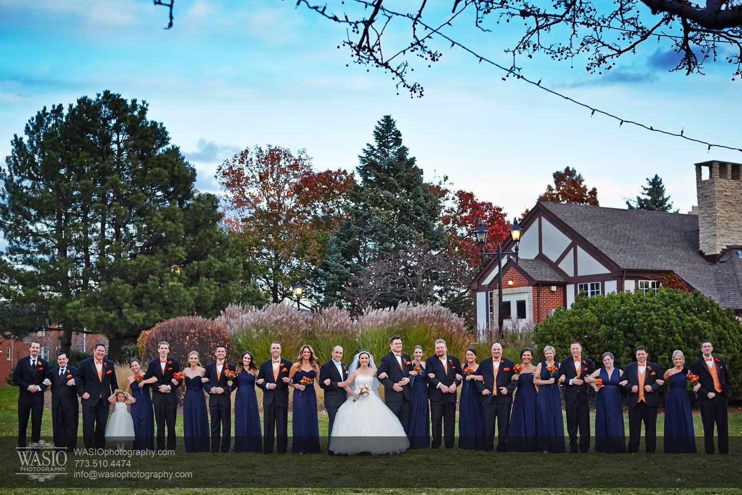 Rosemont-Fall-Wedding-Lauren-and-David-022 Rosemont Fall Wedding - Lauren + David
