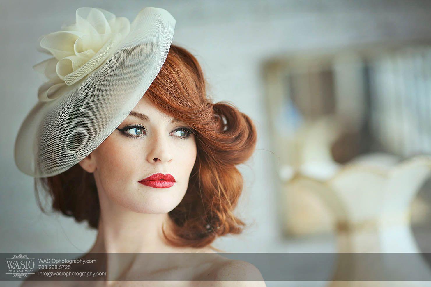 Salvage-one-wedding-chicago-vintage-bride-beautiful-redhead1 Top Wedding Photographers
