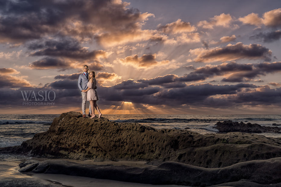 San-Diego-Engagement-Session-Photographer-Sunset-Ocean Awarded Best Wedding Photography Blogs & Web Sites