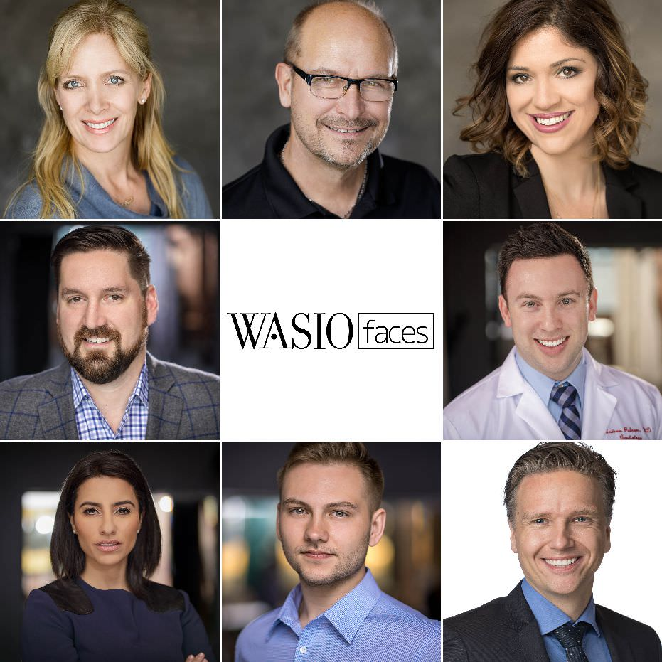 Introducing WASIO faces – Orange County Headshot Portrait Photography
