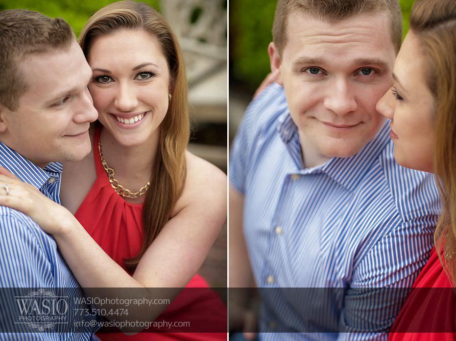 Sunrise-Chicago-Engagement-bride-groom-close-ups-happy-intimate-love-smile-071 Sunrise Chicago Engagement - Nathalie + Nick