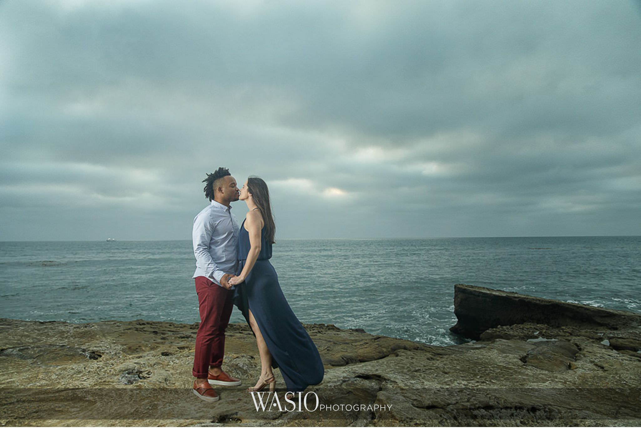 Sunset-Cliffs-San-Diego-Engagement-dreamy-photos-inspiration-board-64 Sunset Cliffs San Diego Engagement - Laura and La Broi