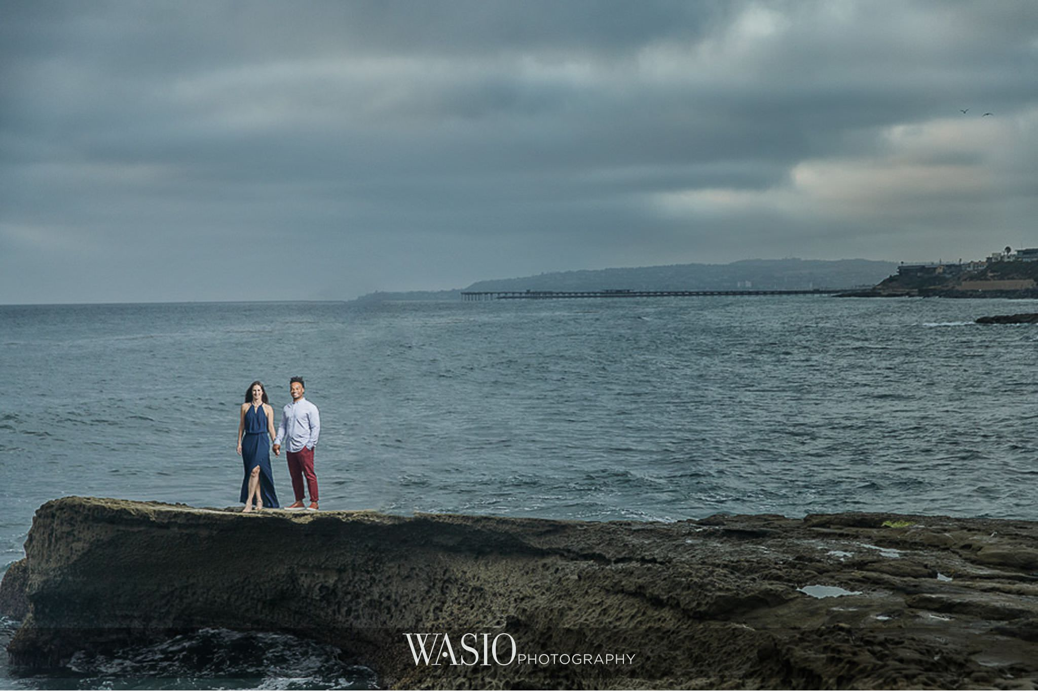 Sunset-Cliffs-San-Diego-Engagement-landscape-ocean-views-landscape-photography-65 Sunset Cliffs San Diego Engagement - Laura and La Broi