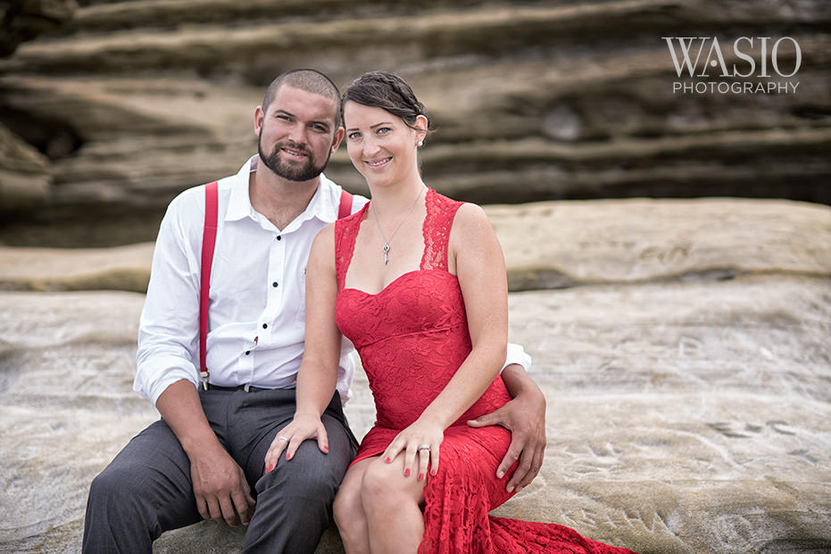 Sunset-cliffs-engagement-couples-portrait-40 San Diego Sunset Cliffs Engagement - Meaghan and Eric