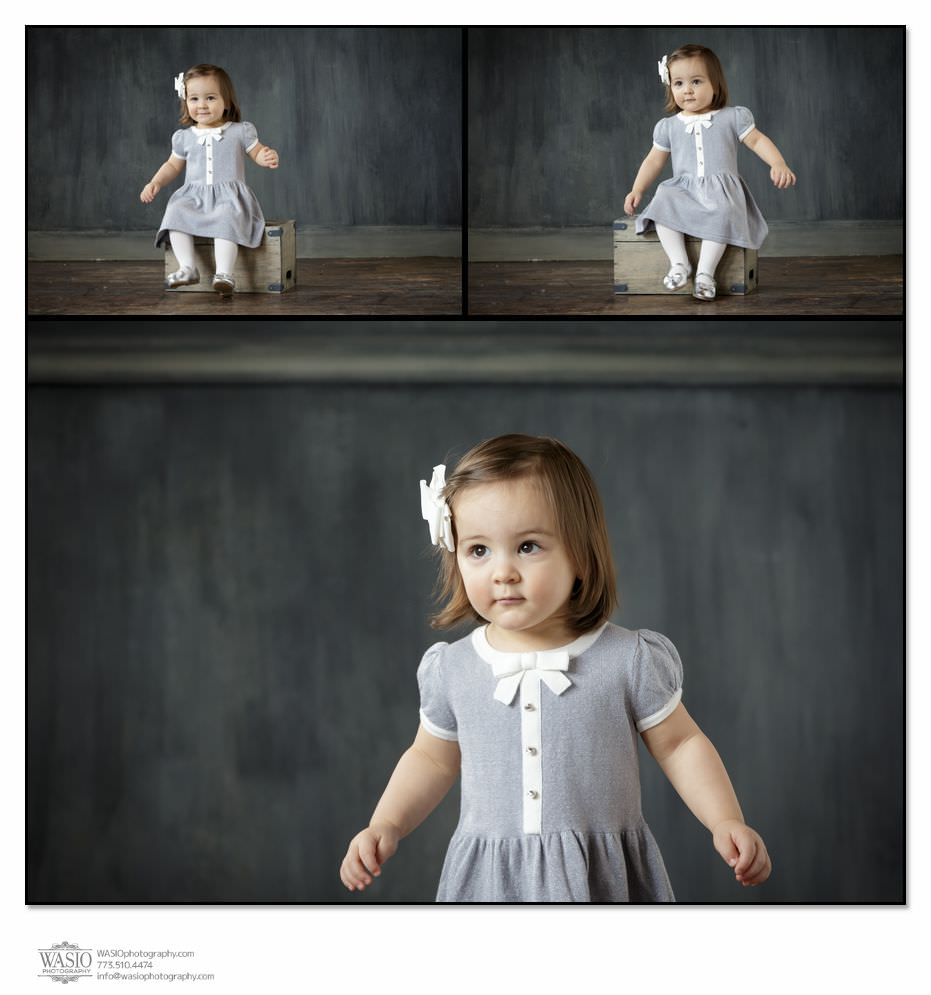 The-Cutest-18-Month-Session-white-hair-bow-studio-photo-indoor-portrait-48 The Cutest 18 Month Session - Siena
