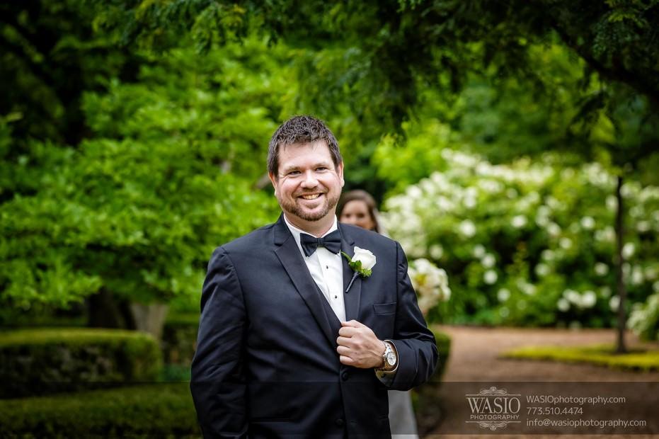 WASIO-Chicago-Wedding-Photography-0011-first-look-groom-smiling-931x620 Cantigny Park Wedding - Danielle+David