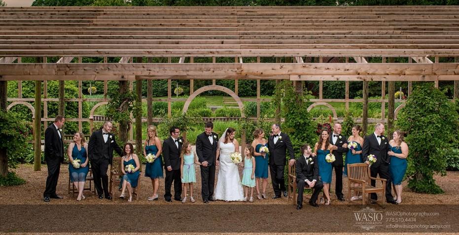 WASIO-Chicago-Wedding-Photography-0016-creative-wedding-party-portrait-931x478 Cantigny Park Wedding - Danielle+David
