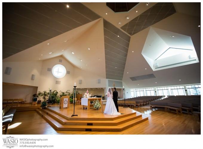 WASIO-photography-Chicago-Wedding-Photographer_020-beautiful-church-ceremony-680x499 A Beautiful Wedding @ Bull Valley Golf Club - Angela + John
