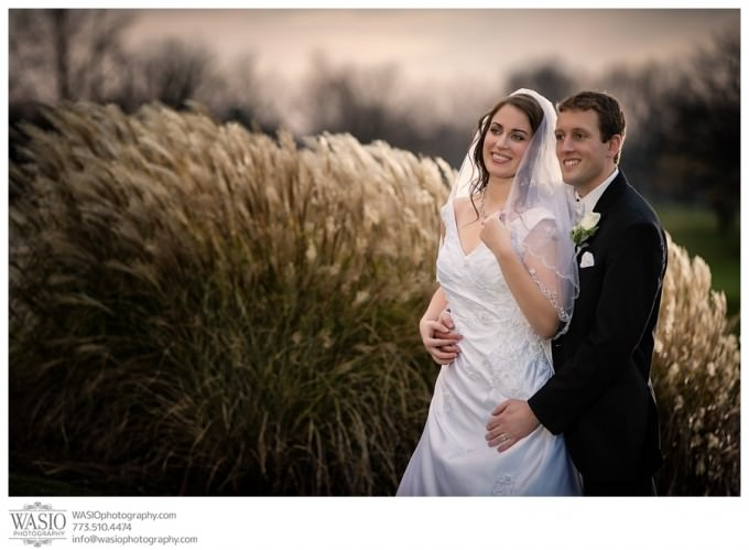 WASIO-photography-Chicago-Wedding-Photographer_024-nature-romantic-portrait-680x499 A Beautiful Wedding @ Bull Valley Golf Club - Angela + John