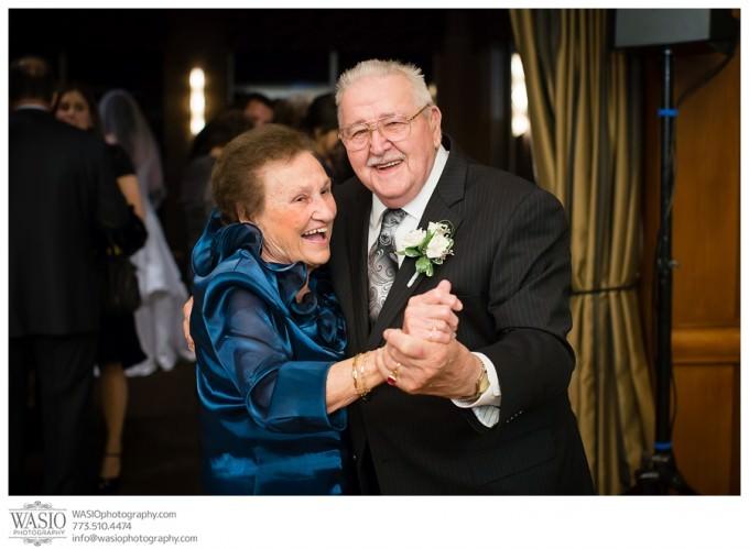 WASIO-photography-Chicago-Wedding-Photographer_028-grandmother-dancing-reception-680x499 A Beautiful Wedding @ Bull Valley Golf Club - Angela + John