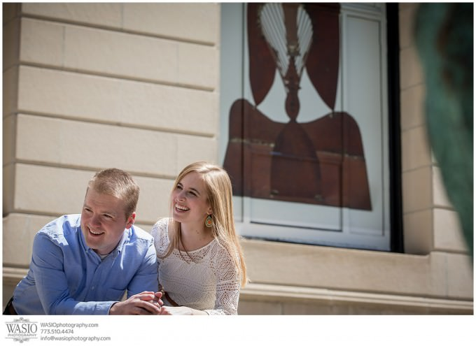 WASIO-photography-engagement-session-art-institute-12-artistic-fun-portrait-680x495 Engagement Pictures at The Art Institute Gardens - Lauren+Nick