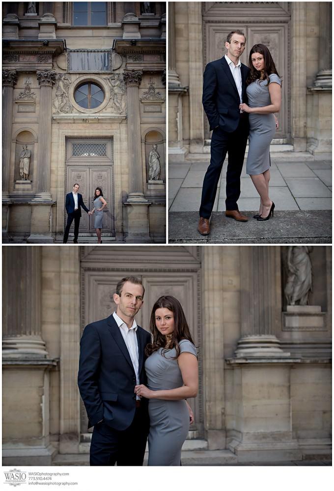 WASIO-photography-wedding-destination-engagement-paris-50-fashion-louvre-680x997 Destination Engagement Photography in Paris - Sarah+Richard
