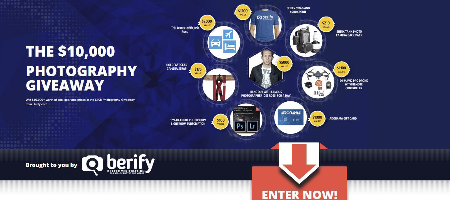 WIN-10K-in-Prizes-and-Photography-Gear-With-Berify WIN $10K in Prizes and Photography Gear With Berify!