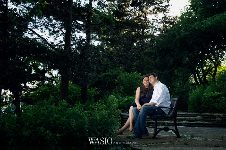 Wilmette Engagement – Katie and James