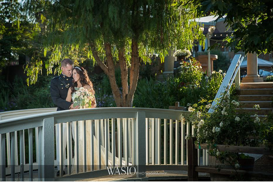 Wilson-Creek-Winery-Temecula-Wedding-bride-groom-bridge-nature-photograph Wilson Creek Winery Temecula Wedding - Erin and Scott