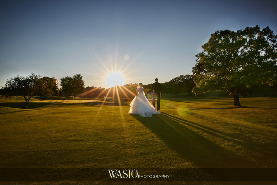 Winner-of-The-Knot-2017-Best-of-Weddings-golf-course-chicago-sunset-fall-48 Winner of The Knot 2017 Best of Weddings