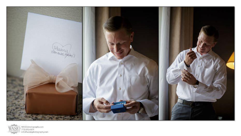 Wynstone-Golf-Club-Wedding-blog-groom-preparation-gift-2 Wynstone Golf Club Wedding - Jen + Steve