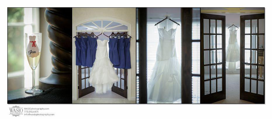 Wynstone-Golf-Club-Wedding-bride-detail-dresses-navy-1 Wynstone Golf Club Wedding - Jen + Steve