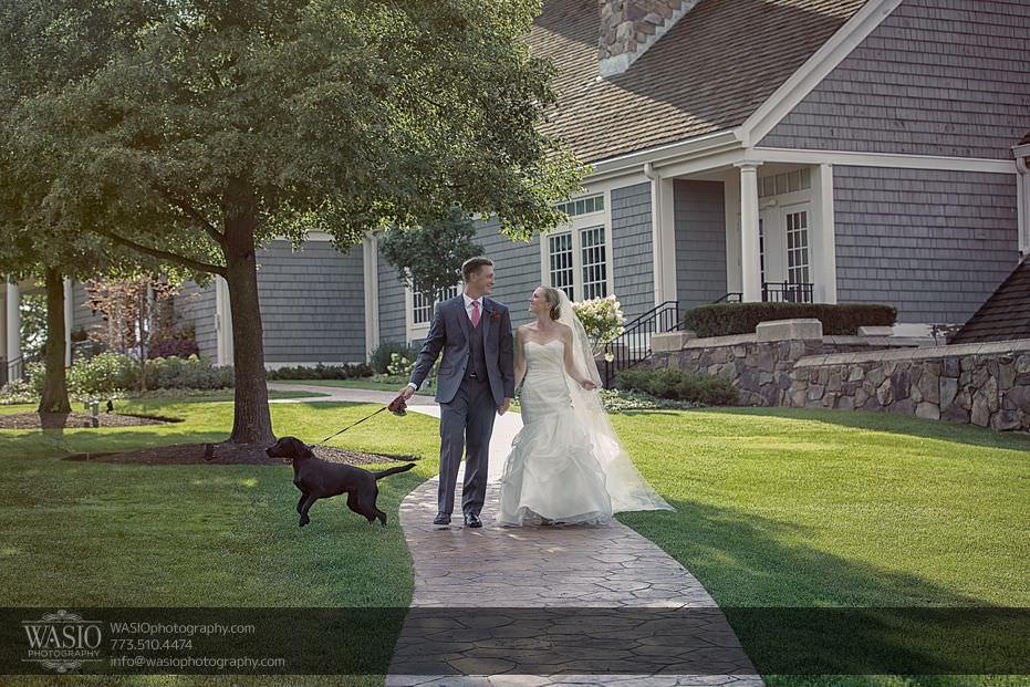 Wynstone-Golf-Club-Wedding-bride-groom-portrait-puppy-cute-fun-moment-79-Edit Wynstone Golf Club Wedding - Jen + Steve