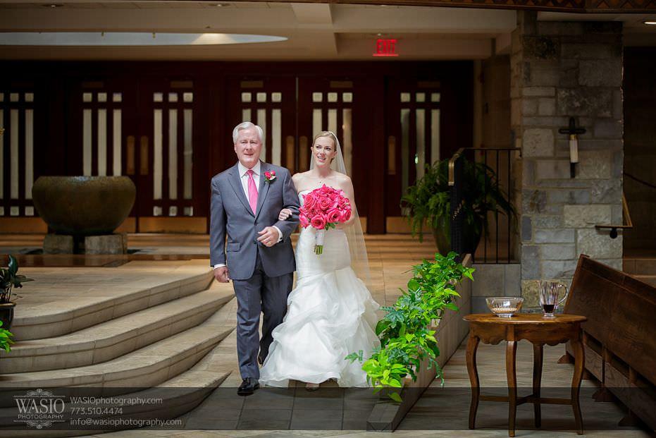 Wynstone-Golf-Club-Wedding-church-ceremony-father-bride-tears-happy-74-Edit Wynstone Golf Club Wedding - Jen + Steve