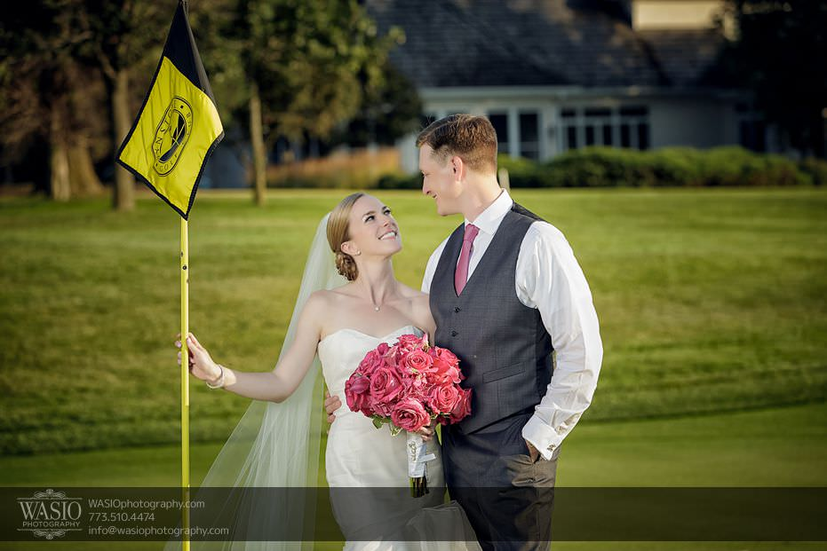 Wynstone Golf Club Wedding – Jen + Steve