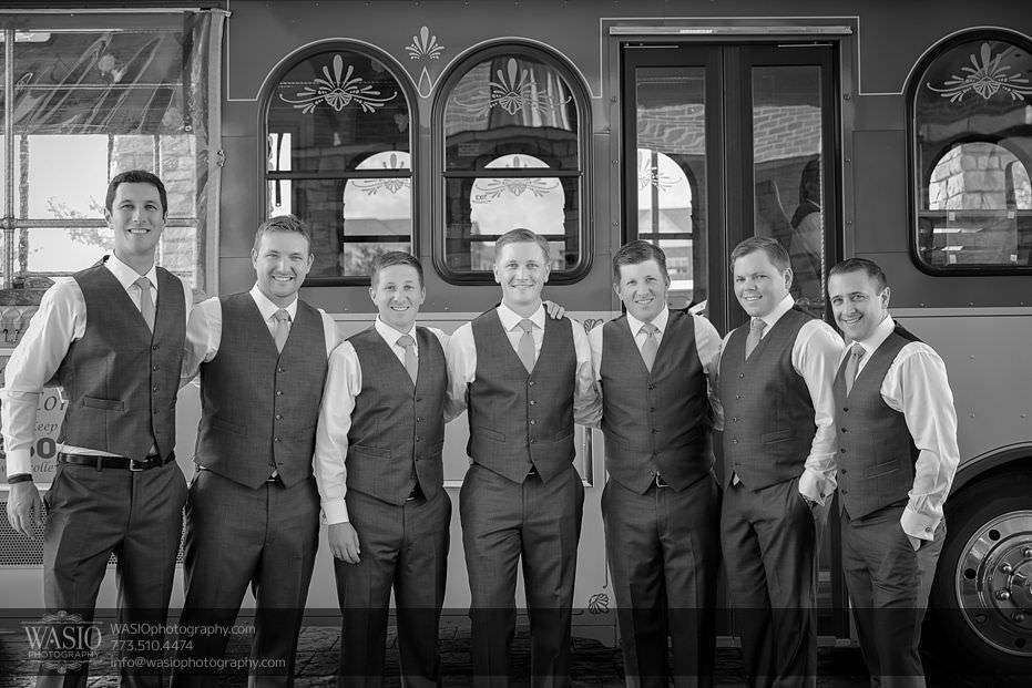 Wynstone-Golf-Club-Wedding-groomsmen-black-white-photography-43-Edit Wynstone Golf Club Wedding - Jen + Steve