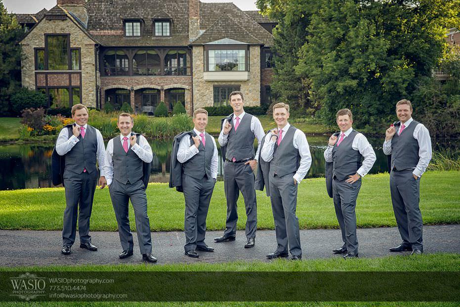 Wynstone-Golf-Club-Wedding-groomsmen-grey-suits-outdoor-79-Edit Wynstone Golf Club Wedding - Jen + Steve