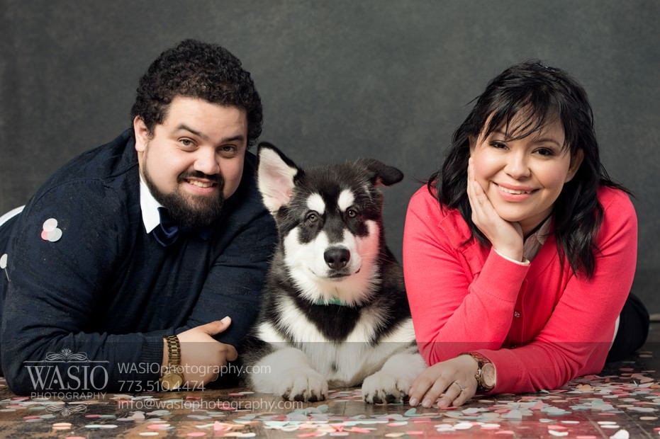 annie-jason-13 The Cutest Alaskan Malamute Puppy Session