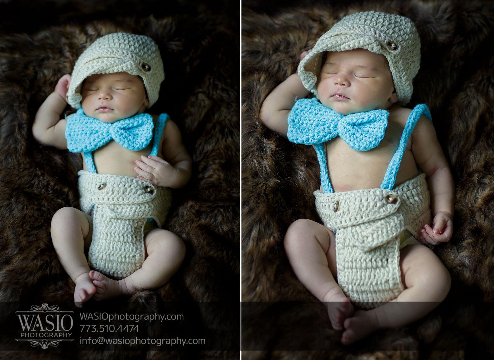 blog Chicago Newborn Photography - Logan