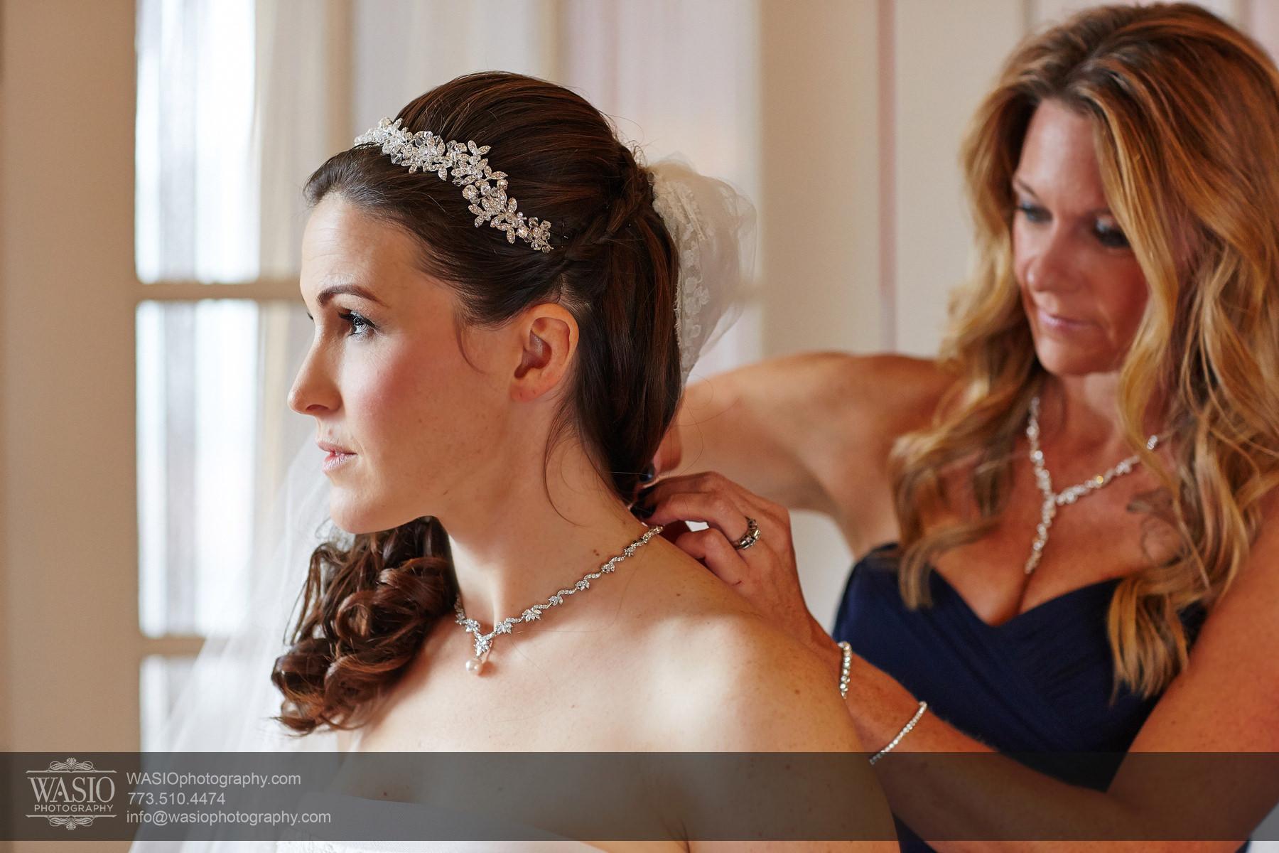 bride-preparation-rosemeont Rosemont Fall Wedding - Lauren + David